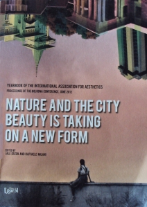 Nature and the City bookcover