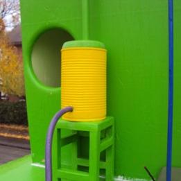 birdhouse water tank