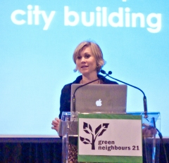 Jennifer Keesmaat, Toronto's chief city planner.