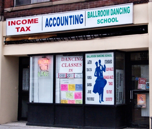 tax & dance