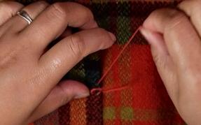Blanket mending cr