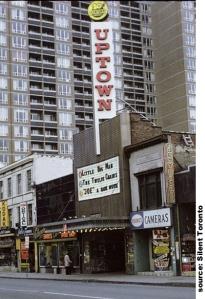 Uptown theatre.