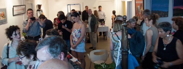 attendees at benefit