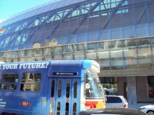 Your future streetcar.
