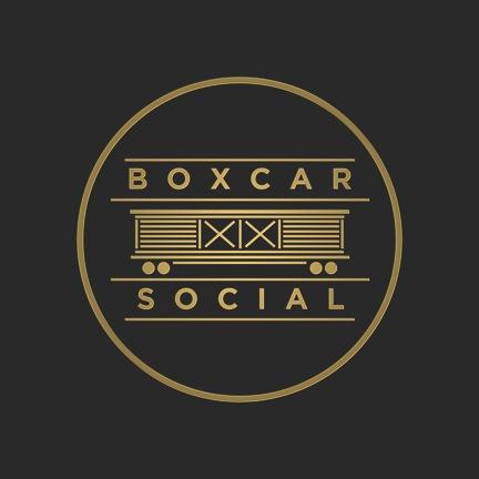 Boxcar Social logo.