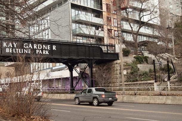 Kay Gardiner Beltline Bridge