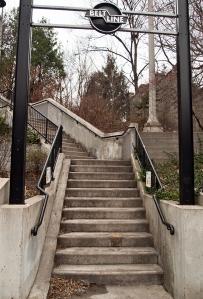belt line trail entrance