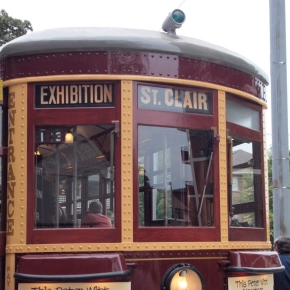 St. Clair Streetcar is 100, Little Libraries and ArcticDefenders