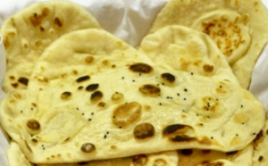 naan bread with seeds c u