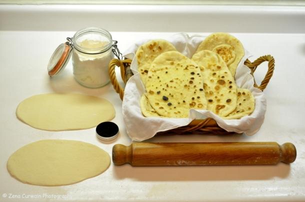 Zena Curwain Naan Bread