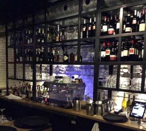 Pukka bar.