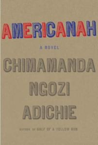 Americanah book cover.