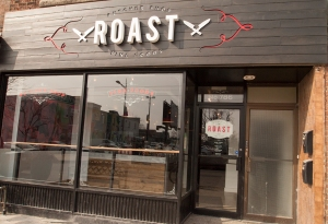 Roast Fine Foods exterior.