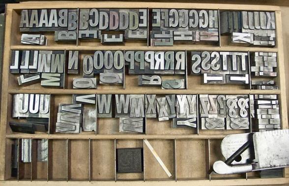 Type case.