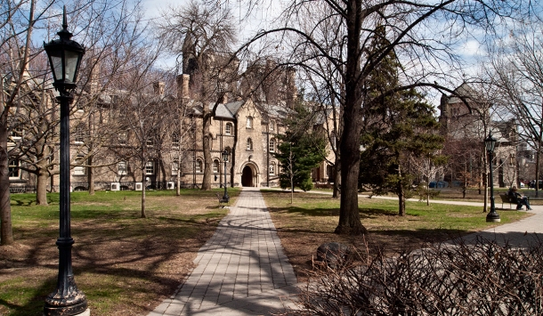 Path into U of T.