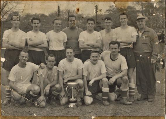 TTC soccer team.
