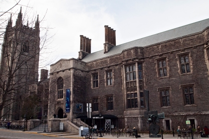 Hart House, U of T.