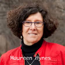 Maureen Hynes.