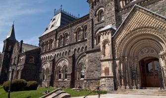University College, University of Toronto.