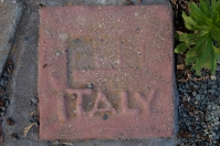 Italy tile.