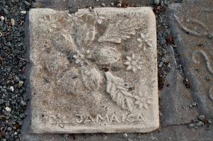 Jamaica tile.