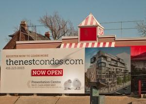 KFC and the Nest.
