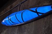 Light Canoe detail.