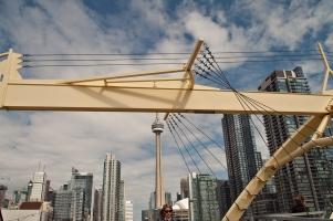Puente de Luz cables.