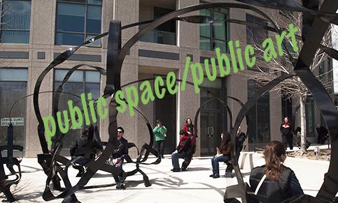 Public space/public art.