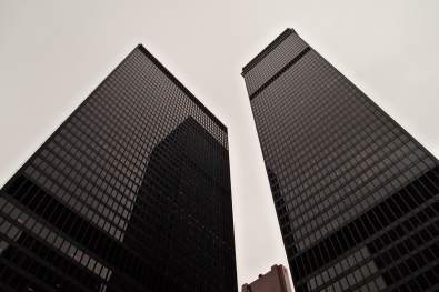 TD Centre towers.