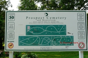 Prospect cherries map.