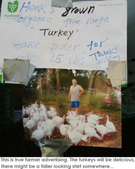 Turkey ad.