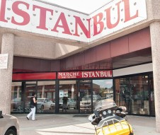 Marche Istanbul exterior.