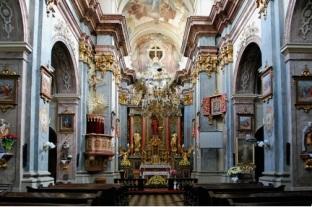 Holy Trinity Church, Krakow, Poland
