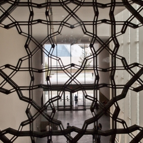 A DERVISH IN THE COURTYARD: Toronto's Aga KhanMuseum