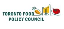 Toronto Food Policy Council logo.