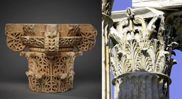 Two columns.