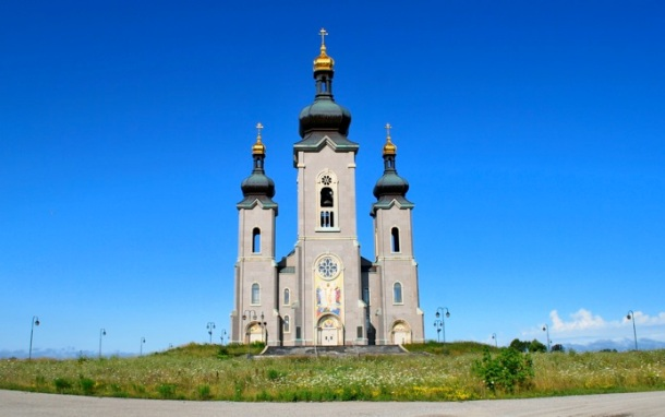 Cathedral of the Transfuguration,