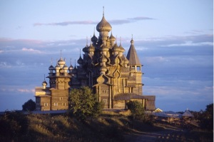 Church of the Transfiguration of Kizhi