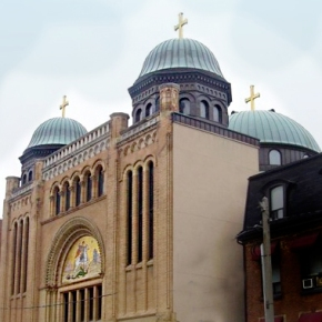 Incense and Song: Toronto's OrthodoxChurches
