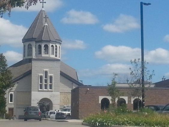 St Mary Armenian Apostolic Church