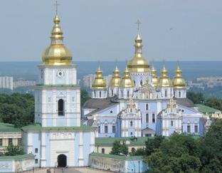 St. Michael's Golden-Domed Monastery cr