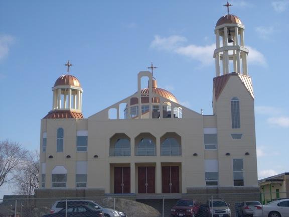 Toronto Menbere Berhan Saint Mary Ethiopian Orthodox Tewahedo Cathedral