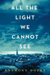All the Light We Cannot See book cover.