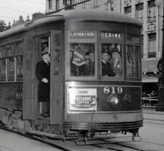 A Streetcar named Desire, 1947.
