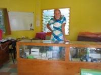 Apple store proprietor, Tonga.