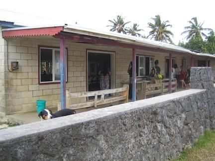 Church, Tonga.