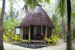 Fafa fale, Tonga.