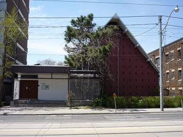 Toronto Buddhist Church, Bathurst St.