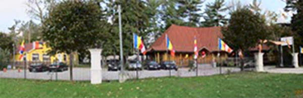 Toronto Maha Vihara (Great Monastery) Buddhist Meditation Center.